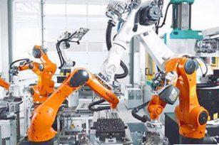 六轴工业机器人控制方式及特点