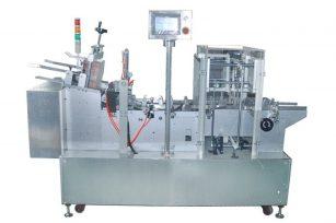 自动折盒机